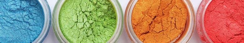 pigments naturel pour peinture écologique